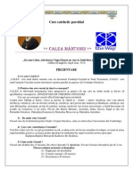Curs Catehetic Parohial-prezentare