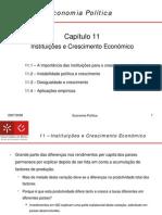 Economia Política - Cap. 11