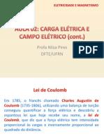 Carga Elétrica 2