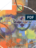 Living Nonduality - Enlightenment Teachings of Self-Realization by Robert Wolfe