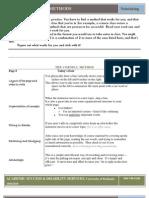 1Five Methods of Notetaking.docx UPDATED 7-09