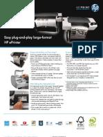 Brochure of HP Designjet T790 Series