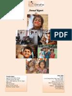 Vatsalya Annual Report 2012
