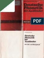 Deutsche Phonetik für Ausländer