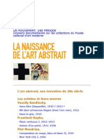 La Naissance de l'Art Abstrait