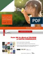 Catalog Mai 2012