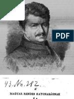 Horvát István dr. - A magyar rendes katonaságnak és felkelő nemes seregnek néhány viztéz és ditső tettei az 1809-dik esztendei háborúban 1812.