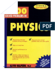 3000 Solved Problems in Physics[Nitin M Sir]