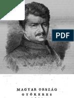 Horvát István dr. - Magyarország gyökeres régi nemzetségeiről 1820.