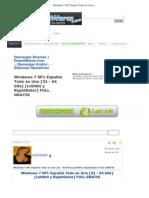 (Windows 7 SP1 Español Todo en Uno [32 - 64 bits] [Letitbit y RapidGator] FULL GRATIS Descargar Gratis).pdf