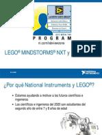 Lego Mindstormnxt y Labview Spanish (2)