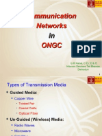 Communication System in ONGC