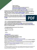 Agentia Nationala Pentru Resurse Minerale-Ordinul 94_30.07.2009