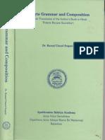 Prakrta Grammar and Composition