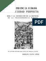 17143777 Buda y La Instruccion de La Doctrina de La Trascendencia Humana Ilustrada Por Cristo