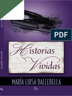 Historias vividas - historias de María Luisa Ballebella