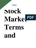 Share Market Basics