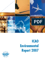 ICAO Environmental Report 2007