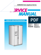 Ge Monogram Refrigerator Service Manual Mechanical Fan