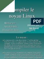 Compiler Le Noyau Linux