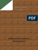 Economic Growth & Economic Development
