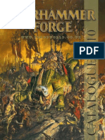 warhammer forge catalogue 2011