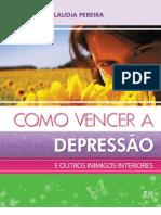 Livro eBook Como Vencer a Depressao