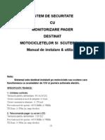 RSI-2005 Manual Romana