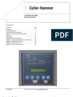 ATC-300 Automatic Transfer Switch Controller