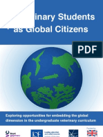 Veterinary Students as Global Citizens