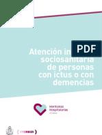 Atención sociosanitaria integral a pacientes con ictus o demencias en Ermua