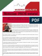 Noticias PSOE 8-4-13