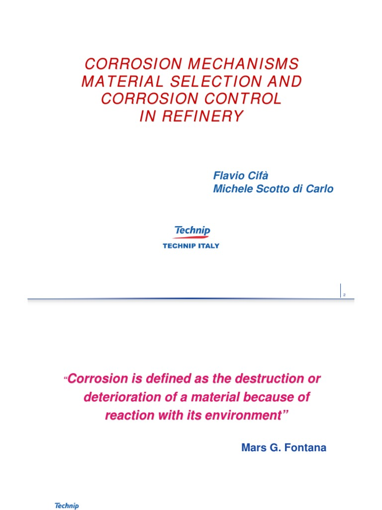 Material selection corrosion controlpdf corrosion stainless steel fandeluxe Image collections