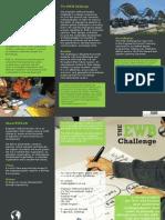 EWB Challenge Brochure