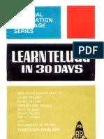 Learn English in 30 Days PDF