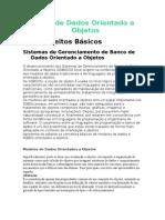 Banco de Dados Orientado a Objeto4