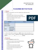 funcões sintacticas - ficha aval. formativa (blog9 10-11)[1]