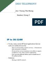 Telecom System Subject Seminar