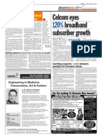TheSun 2009-03-20 Page14 Celcom Eyes 120pct Broadband Subscriber Growth
