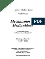 (Chico Xavier)Andre Luiz - Mecanismo Da Mediunidade