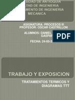 TRATAMIENTOS TERMICOS