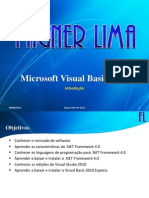 Visual Basic 2010 - (01) Introdução