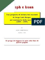 (eBook - Ita - Filosofia)Borges - Aleph E Koan