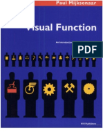 0354308 9D59C Mijksenaar p Visual Function an Introduction to Information