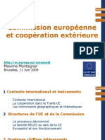 CE Et Cooperation Exterieure
