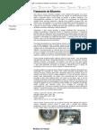 Aeração e Tratamento de Efluentes com Aeradores - Tratamento por Ar Difuso
