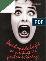 Florin Tudose - Psihopatologie Si Psihiatrie Pentru Psiholog