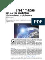 Cómo crear mapas con el API de Google Maps e integrarlos en tu página web