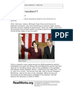2013-4-9 - Madam President Passage
