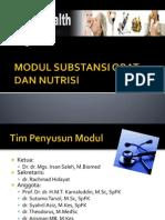 Modul Substansi Obat Dan Nutrisi